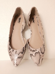 pointed flats 1