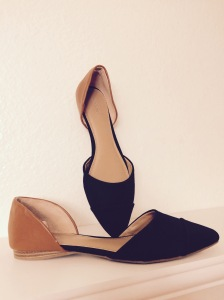 pointed flats 2